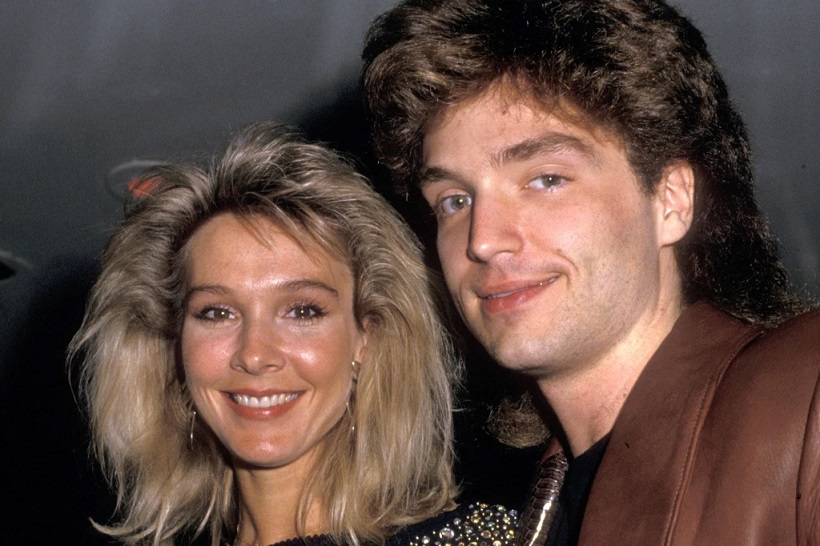 Marx married actress and dancer Cynthia Rhodes in 1983, and she kept him honest during the rock 'n' roll years.